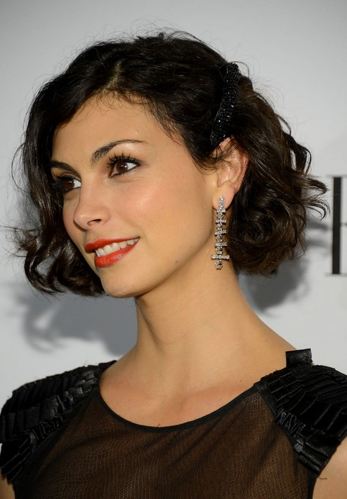 Morena-Baccarin-Short-Hair-Style-for-2014