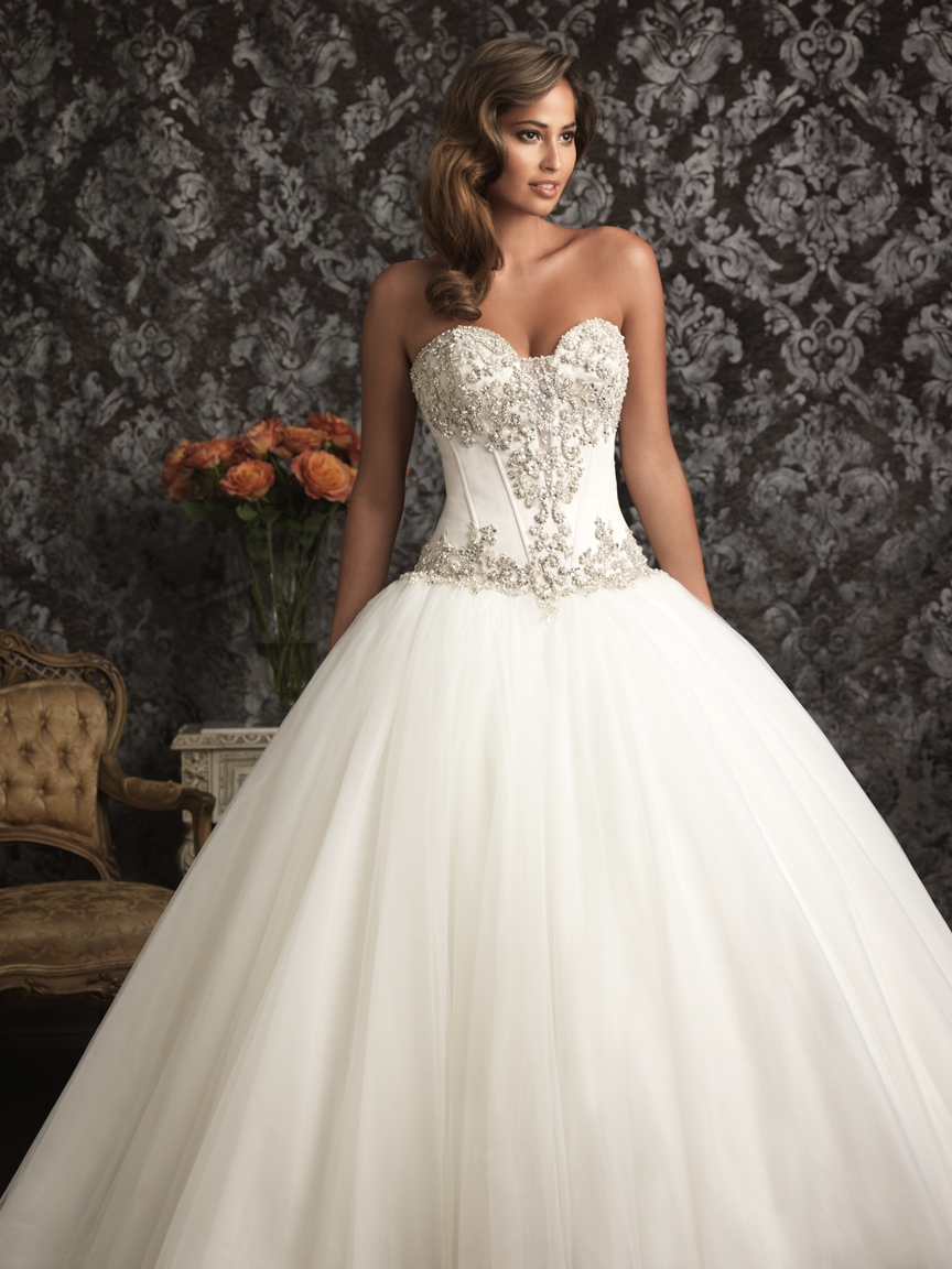 Ball Gown Wedding Dresses ideas