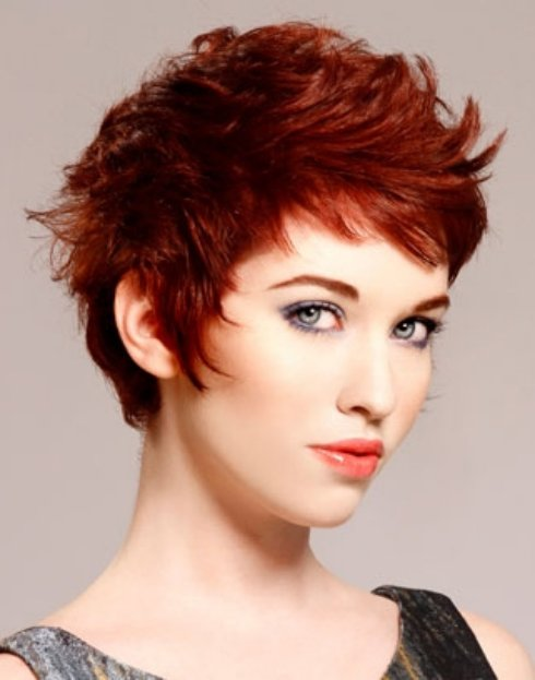 Cute Curly Pixie Hairstyles for Women