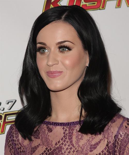Medium-Straight-Formal-Katy-Perry-hairstyle