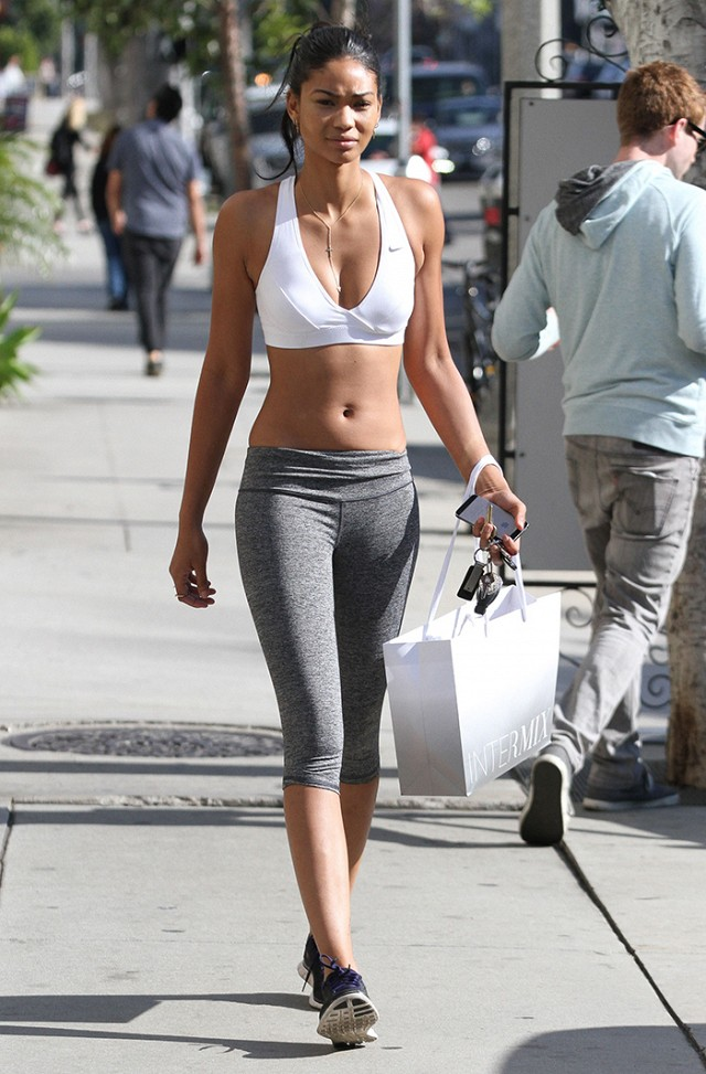 Gorgeous Celebrity Workout Outfits