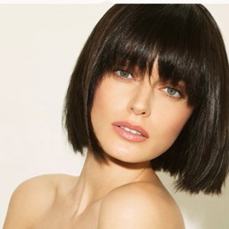 Very-Charming-Bob-Cut-with-Fringe