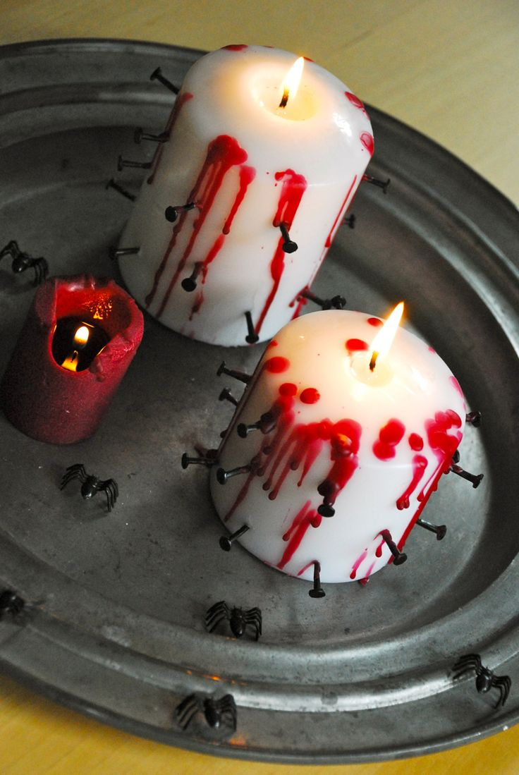 Zombie-Party-and-Halloween-Candles