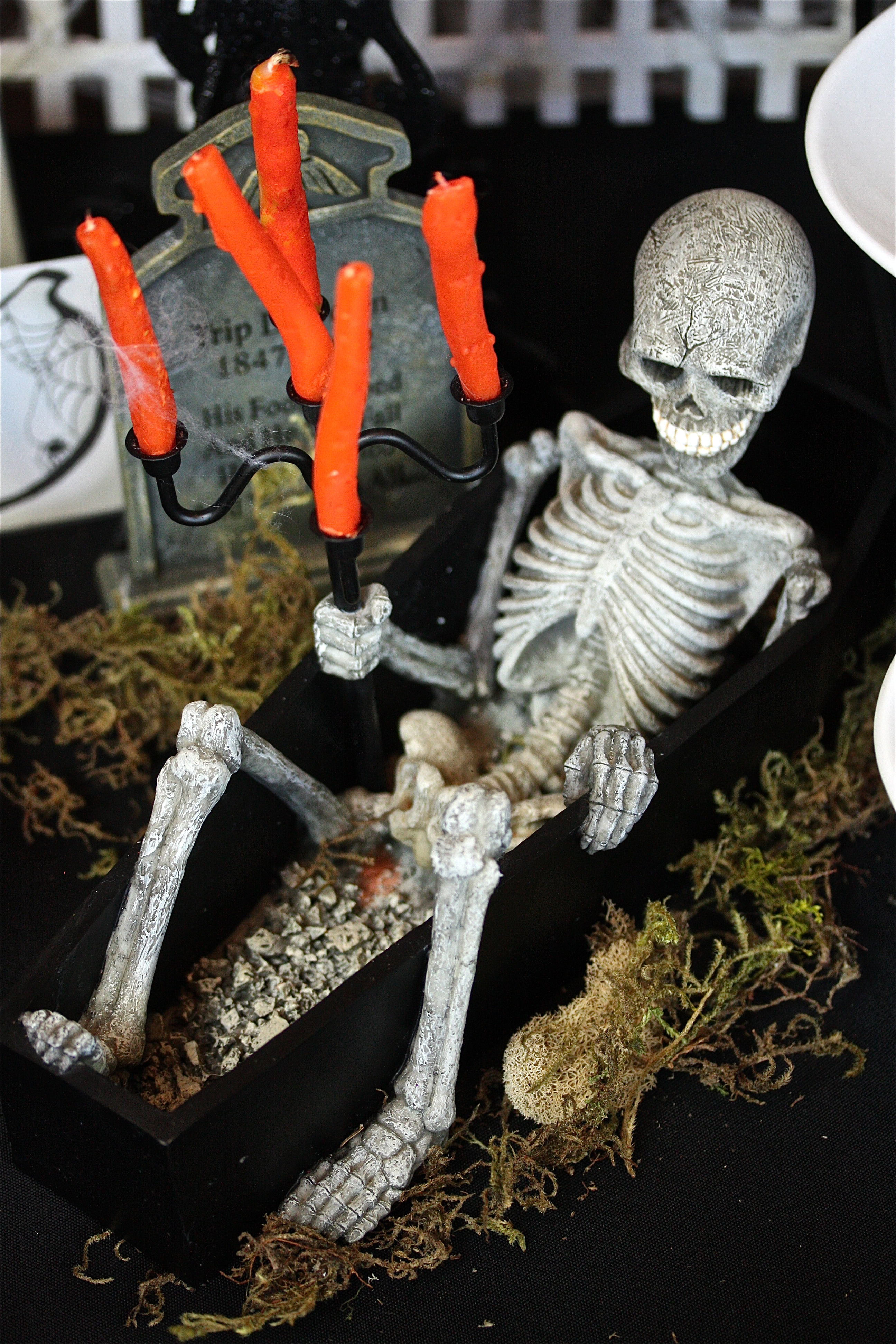 Haunted Halloween Decorations to Make