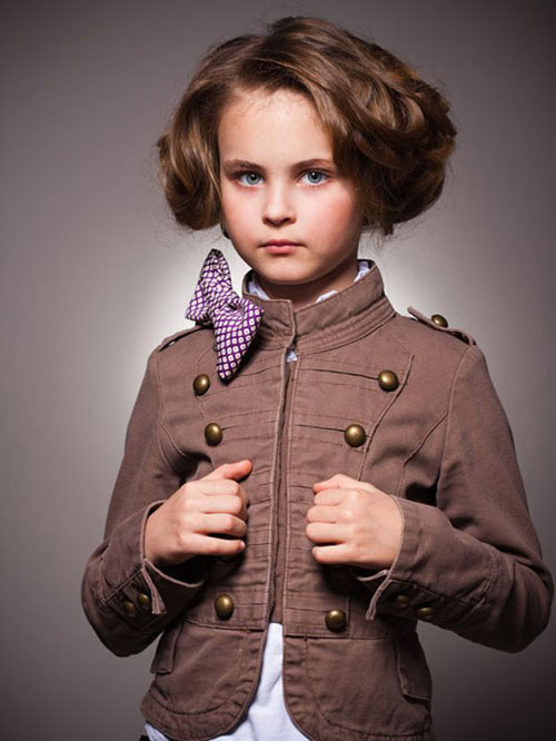 Kids Short Hairstyles For Thick Hair
