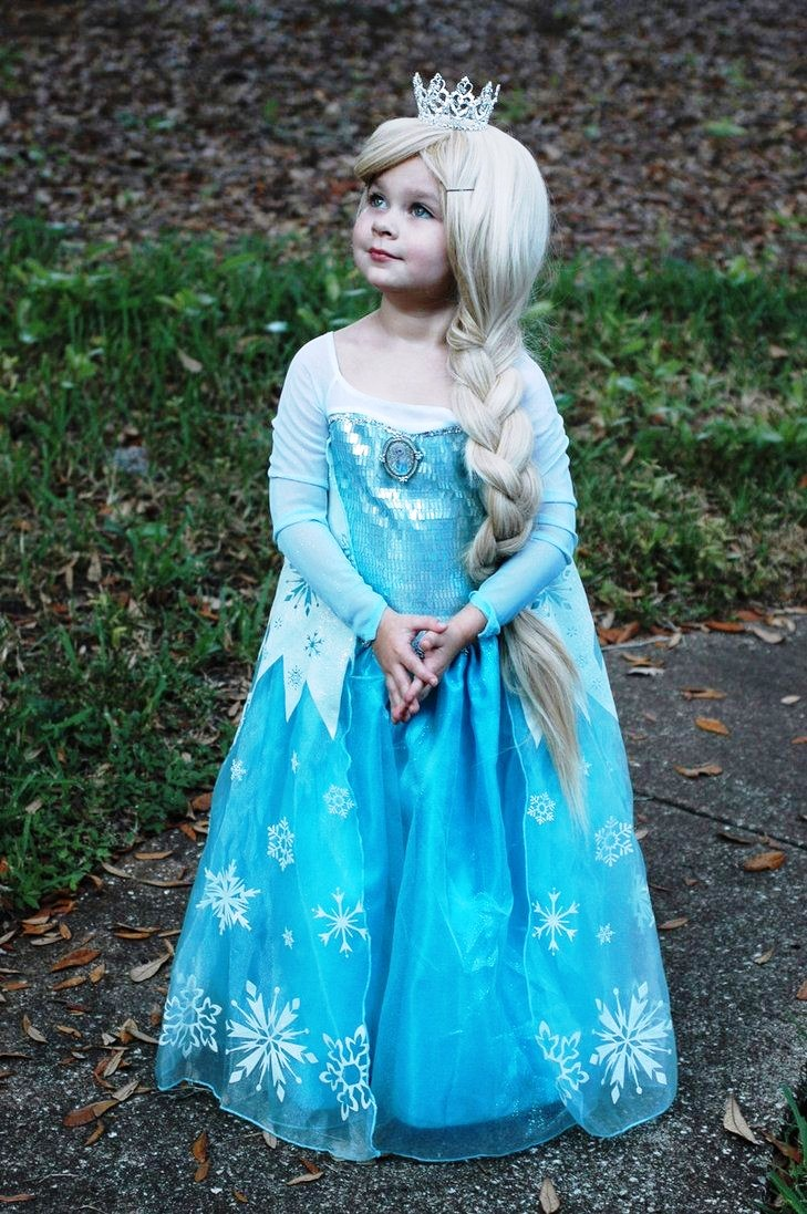 Most-popular-Frozen-Halloween- Makeup