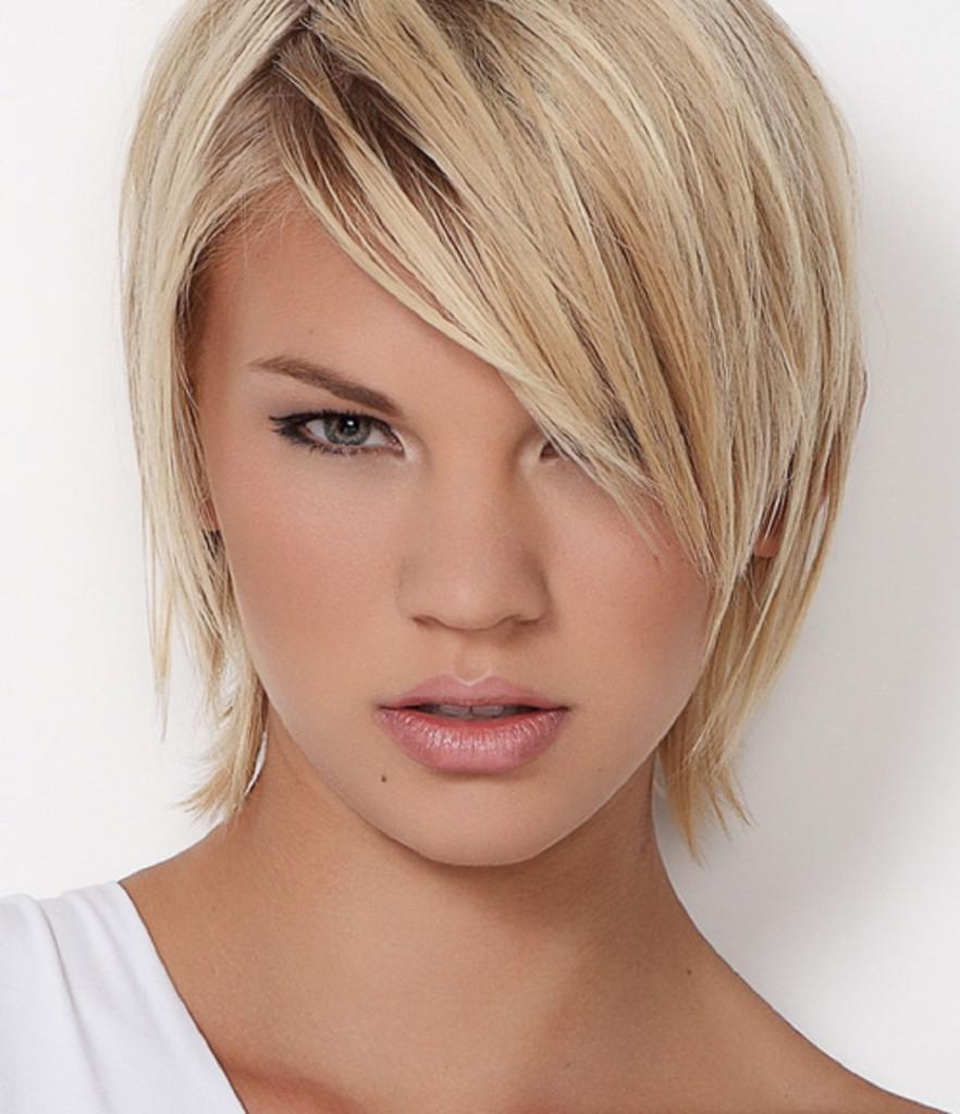 12 Classic Short Hairstyles For Round Faces