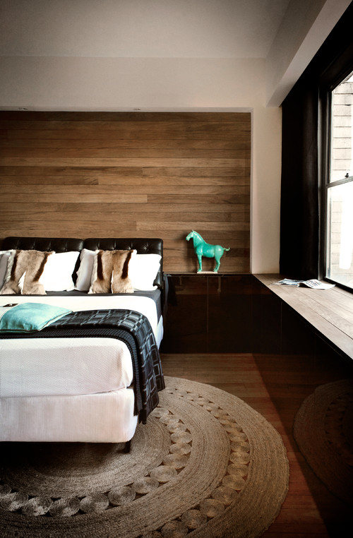 Wood-Accent-Wall-Master-Bedroom-Design-Ideas