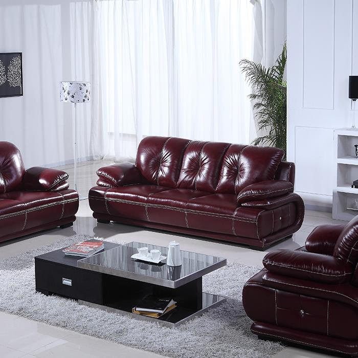 Minimum care needed Leather Furniture