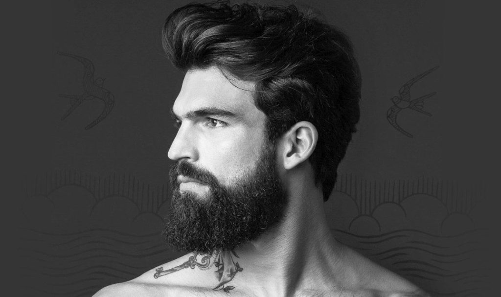 What Style of Beard Will Suit for Your Face Shape?