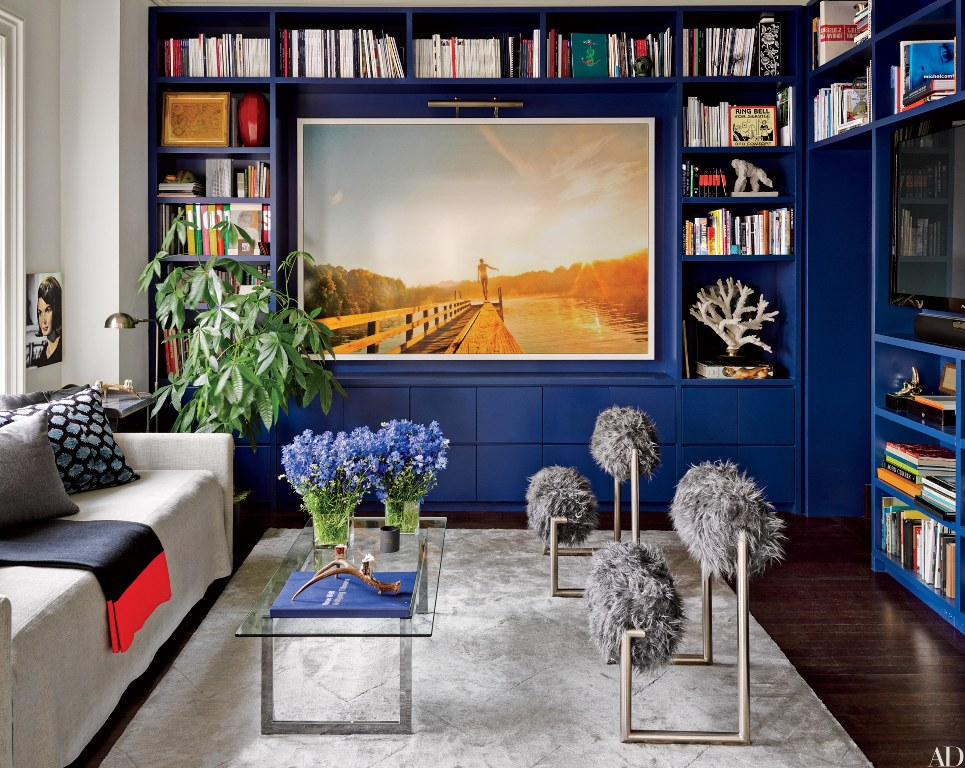 Keep the Room well Lit and Bright Colored
