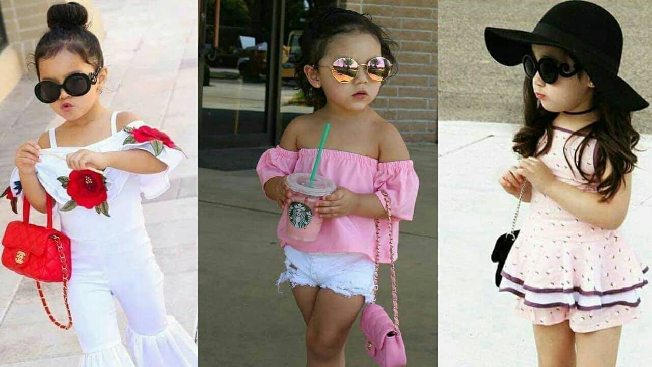 Latest Baby Girl Outfit Collections