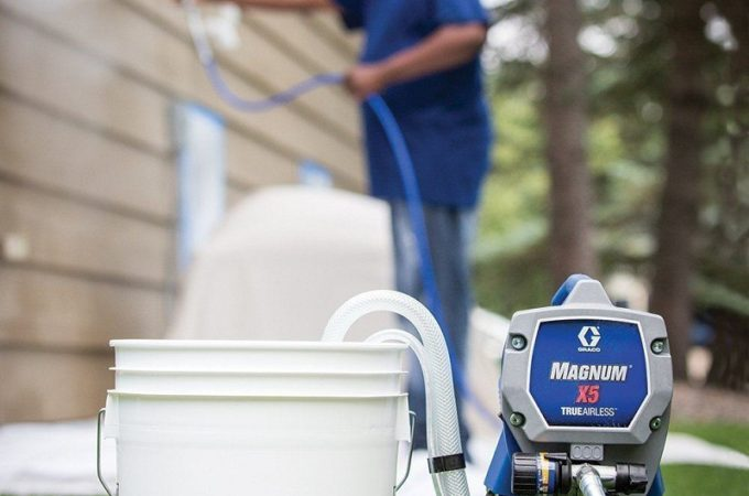 Everything You Need to Know About a Paint Sprayer