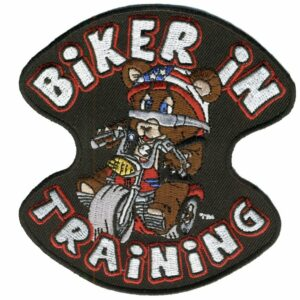 How To Apply Iron On Patches For Bikers The Right Way