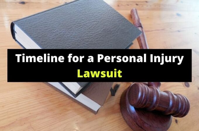 A Look at the Personal Injury Lawsuit Timeline