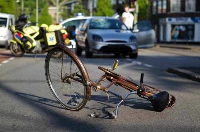What Cyclists Should Do If They're Hit by A Car