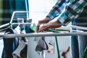 Where do You Put a Drying Rack?