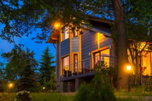 6 Benefits Of Exterior Home Lighting