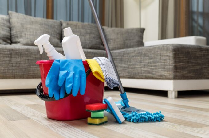 What Includes At The End Of Lease & Bond Cleaning Canterbury?